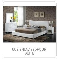 COS-SNOW BEDROOM SUITE